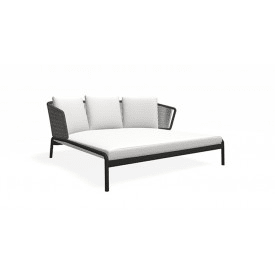 Spool Double Chaise Longue-Sofa-Roda-Rodolfo Dordoni