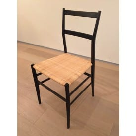 699 Superleggera Black-Chair-Cassina-Gio Ponti
