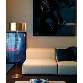 Switch 306 Oro-Floor Lamp-Oluce-Nendo