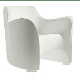 Tokyo-Pop Armchair White-Armchair-Driade-Toshiyuki Kita