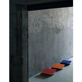 Tutti frutti Magazine holder-Magazine Rack-Glas italia-Piero Lissoni