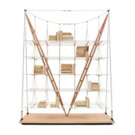 Veliero-Bookcase-Cassina-Franco Albini