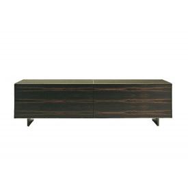 Vitruvio 4 Drawer chest-Chest of drawer-Poltrona Frau-Jean-Marie Massaud