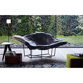 Wallace Armchair-Armchair-Poliform-Jean-Marie Massaud