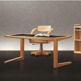 Zeno Writing desk cm 160-Desk-Giorgetti-Massimo Scolari