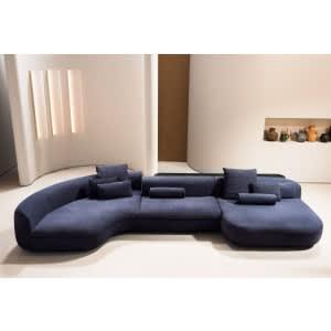 Baxter Piaf sofa linear