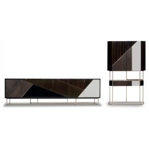 Baxter Wireframe Sideboard Bar Cabinet
