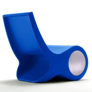 "Cappellini ""Fish Chair"" Armchair"