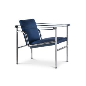 Cassina LC1 Villa Church Blue