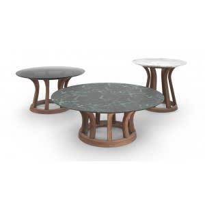 Casine Lebeau Wood side table