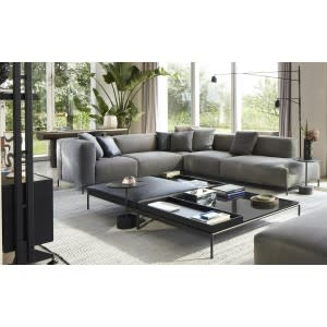 cassina mex-hi sofa velvet anthracite