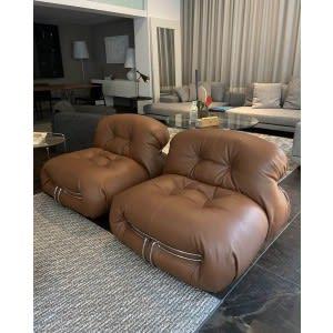 cassina soriana armchair