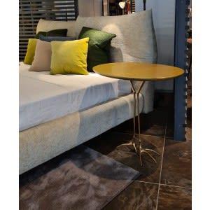 Tavolino Traccia in oro Cassina