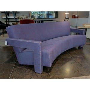 cassina utrecht divano blu