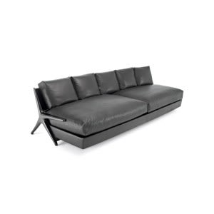 Ceccotti DC Sofa leather