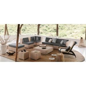 dedon lounge sofa set
