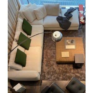 Flexform Asolo sofa fabric