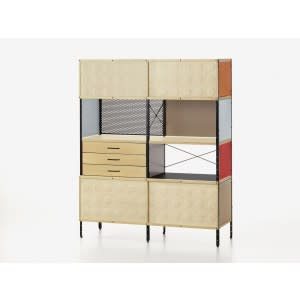 Eames Storage Unit Bookcase-Bookcase-VItra-Charles & Ray Eames