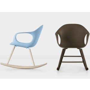 Elephant Rocking Base-Armchair-Kristalia-Neuland Industriedesign