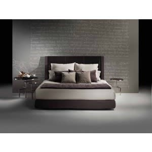 Flexform Margaret bed by Centro Studi Flexform