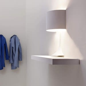flos soft spun wall lamp wrong
