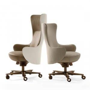 giorgetti genius armchair