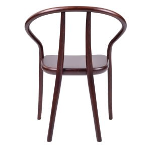 Gustav Armchair Stained Wood-Chair-Gebruder Thonet Vienna-Gordon Guillaumier