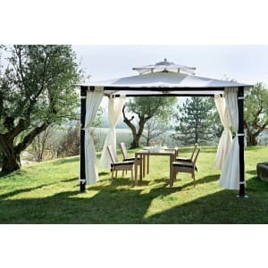 varaschin hawaii gazebo
