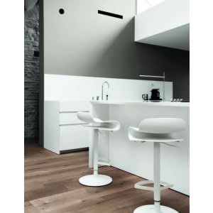 BCN Stool Disc Base-Stool-Kristalia-Harry&Camila