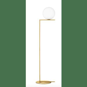 lampada da terra ic lights f2 flos