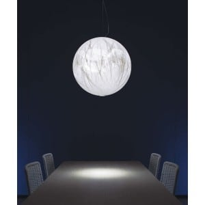 Davide Groppi Moon Suspension Lamp
