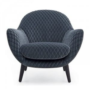 Poliform Mad Queen Chair Armchair