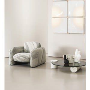 Baxter Brigitte armchair