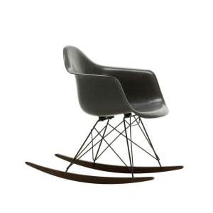 vitra eames rocking plastic armchair rar