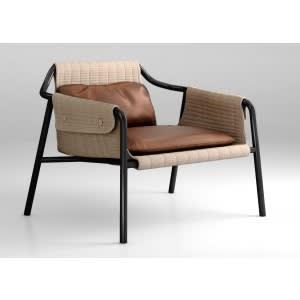 Tacchini Jacket armchair