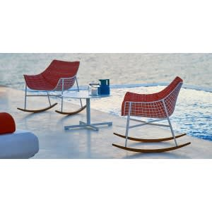 varaschin summer set rocking chair
