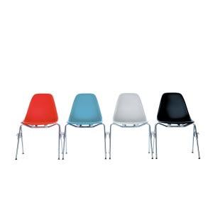 vitra eames plastic side chair DSS