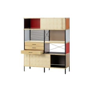 Eames Storage Unit Bookcase-Bookcase-VItra-Charles & Ray Eames