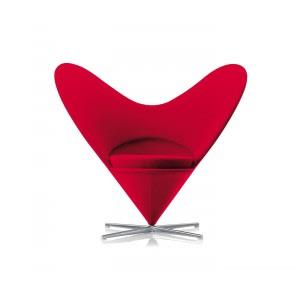 Heart cone-Armchair-VItra-Verner Panton