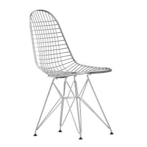 vitra wire chair DKR eames