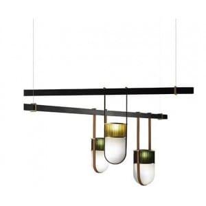 Poltrona Frau Xi lamp
