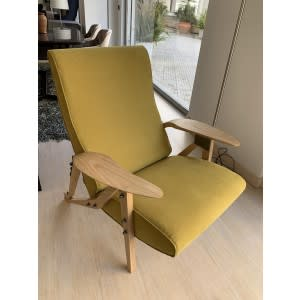 Zanotta Gilda armchair fabric