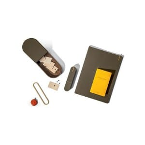 Poltrona Frau Zhuang Desk working pad