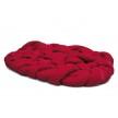 edra boa sofa red