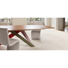 Bonaldo Big Table 250 Table | Deplain.com