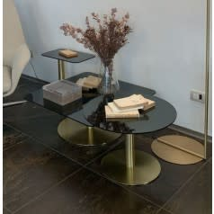 Flash set of 3 low tables