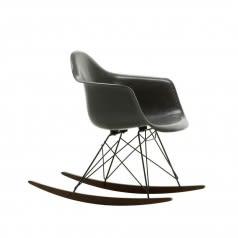 Eames Rocking Plastic Armchair RAR