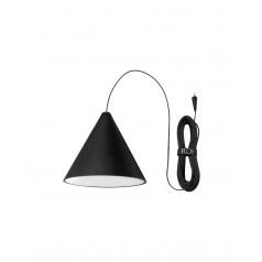 String Light - Cone Head