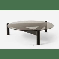 Table à plateau interchangeable