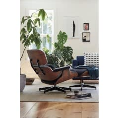 Lounge Chair & Ottoman Santos Rosewood